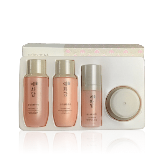 The Face Shop Yehwadam Revitalizing Special 4 Kit