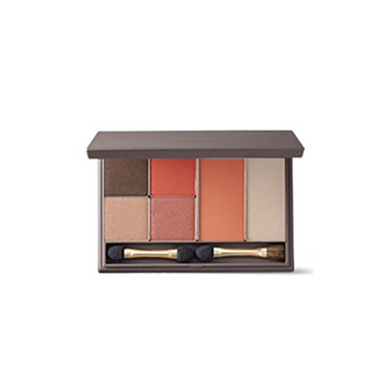 Innisfree (Autumn Warm) ROMANTIC Make-Up (With My Palette)