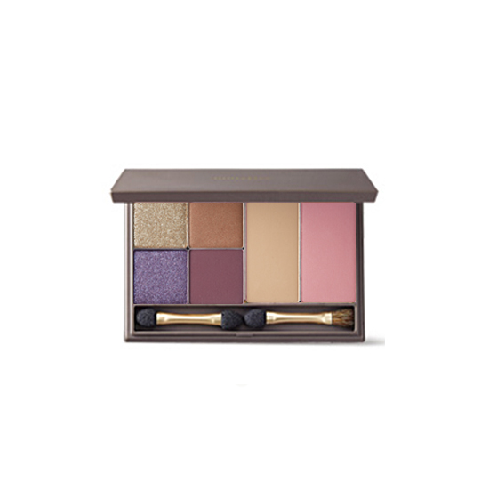 Innisfree (Winter Cool) CRUSH Make-Up (With My Palette)