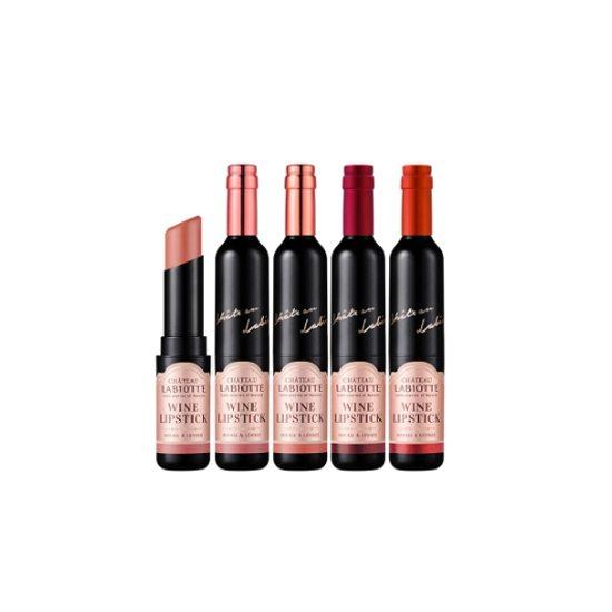 LABIOTTE Chateau Labiotte Wine Lipstick (Fitting)