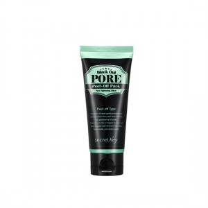 secretKey Black Out Pore Peel Off Pack