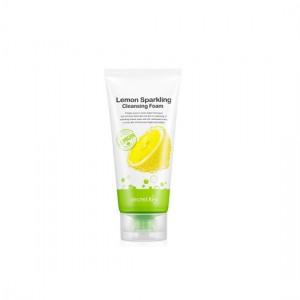 secretKey Lemon Sparkling Cleansing Foam