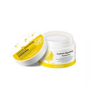 secretKey Lemon Sparkling Peeling Pad