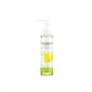 secretKey Lemon Sparkling Cleansing Oil
