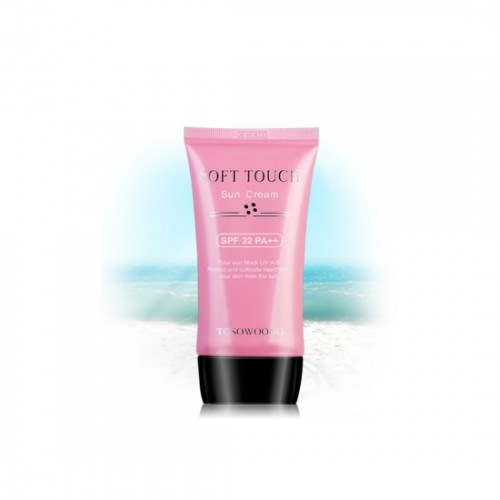 TOSOWOONG Soft Touch Sun Cream SPF32/PA++