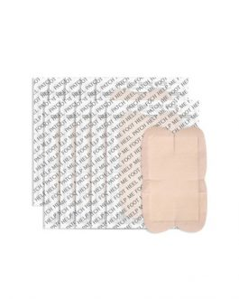 TOSOWOONG Help Me Foot Heel Patch (10 Sheets)