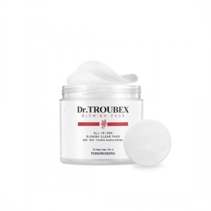 TOSOWOONG Dr. Troubex Pimple Pad (70pcs in a box)