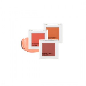 TONYMOLY Cheek Tone Single Blusher - Cream