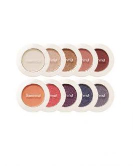 the SAEM Saemmul Single Shadow (Shimmer)