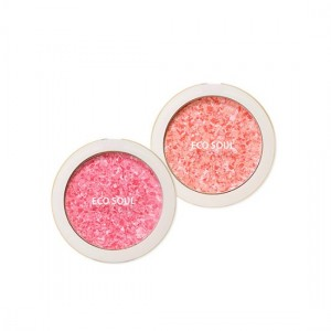 the SAEM Eco Soul Carnival Blush