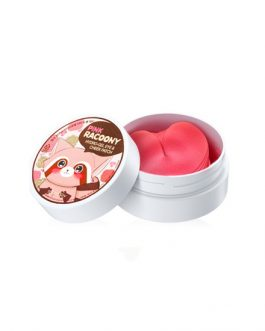 secretKey Pink Racoony Hydro-gel Eye & Cheek Patch