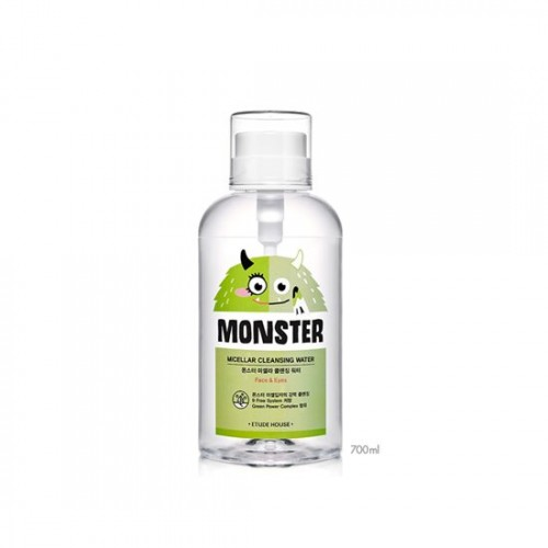 EtudeHouse Monster Cleansing Water (700ml)