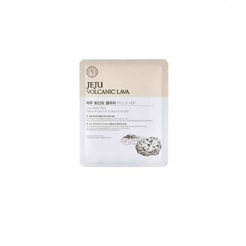 TheFaceShop Jeju Volcanic Lava Clay Face Mask