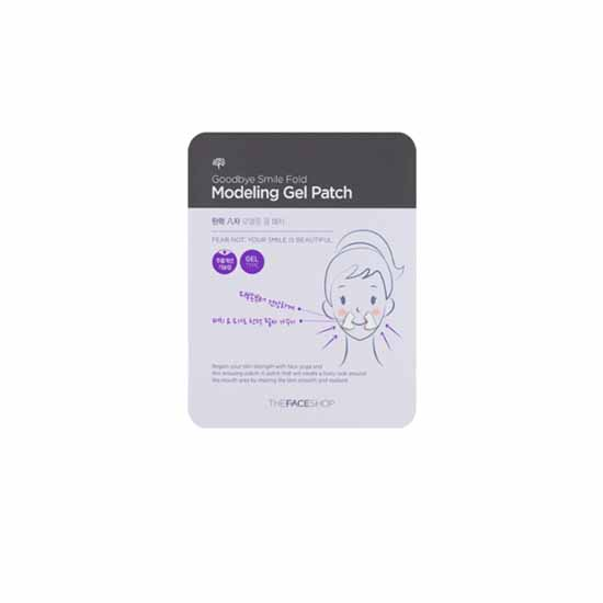 TheFaceShop Face Modeling Gel Patch – Goodbye Smile Fold