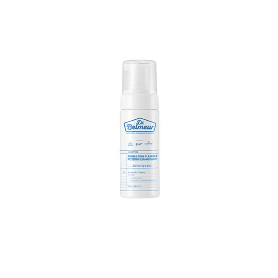 TheFaceShop Dr. Belmeur Clarifying Bubble Foam Cleansear