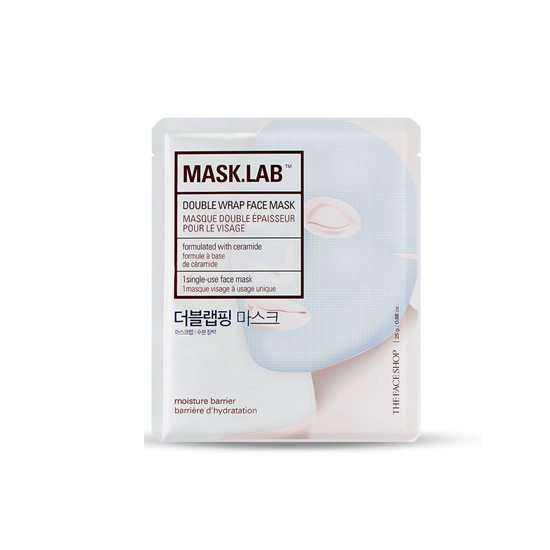 TheFaceShop Mask Lab Double Lapping Mask