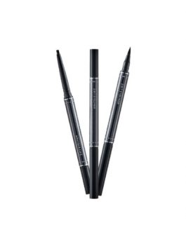 TheFaceShop 2 In 1 Eye Liner