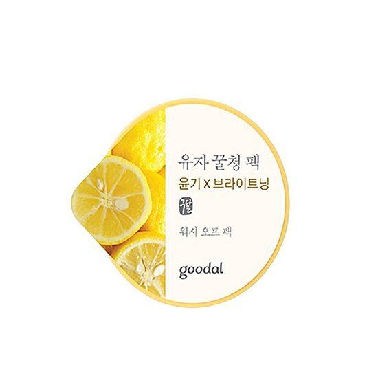 Goodal Citron(Yuja) Honey Pack