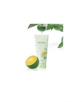 Goodal Green Tangerine Moist Fresh Cleansing Foam