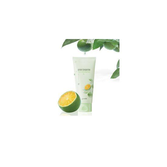 Goodal Green Tangerine Moist Fresh Cleansing Foam