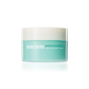 Goodal Young Barley Sparkling Pore Clay Mask