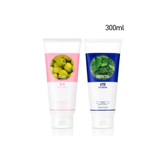 HolikaHolika Daily Fresh Cleansing Foam (300ml)