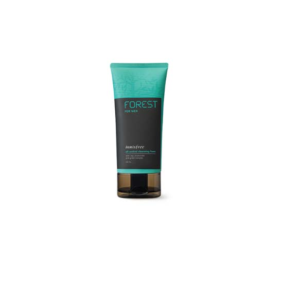 Innisfree Forest For Men Oil Control Cleansing Foam