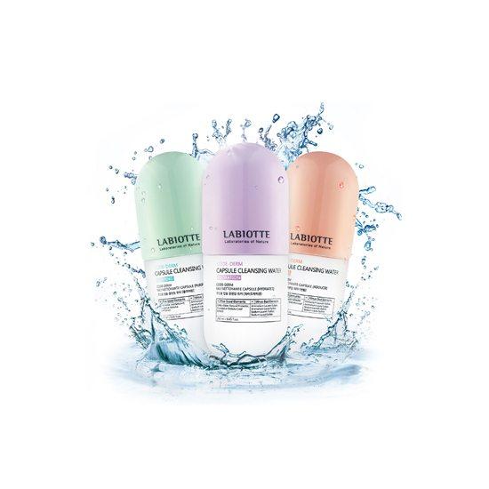 LABIOTTE Code-Derm Capsule Cleansing Water