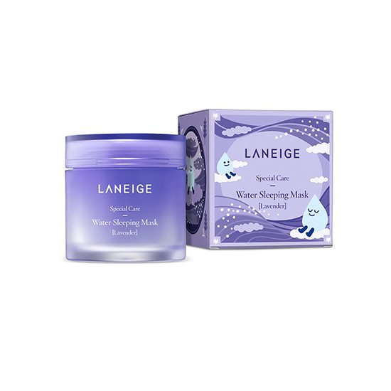 Laneige Water Sleeping Mask - Lavender