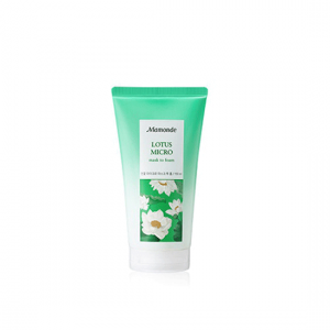 Mamonde Lotus Micro Mask To Foam