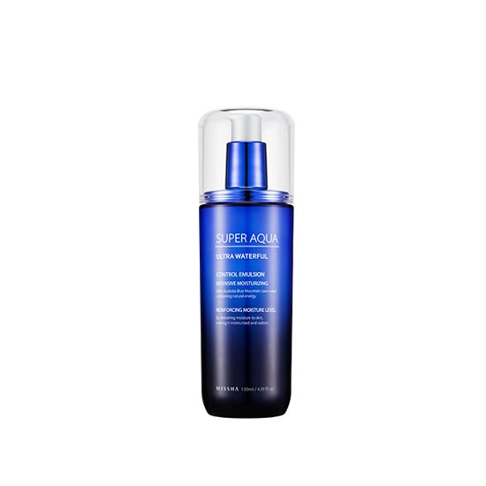 Missha Super Aqua Ultra Waterful Control Emulsion