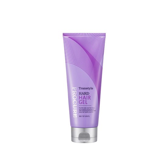 Missha Procure Transtyle Hard Hair Gel