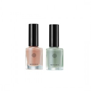 Missha Self Nail Salon Color Look