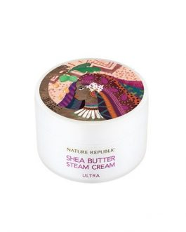 Nature Republic Shea Butter Steam Cream Ultra