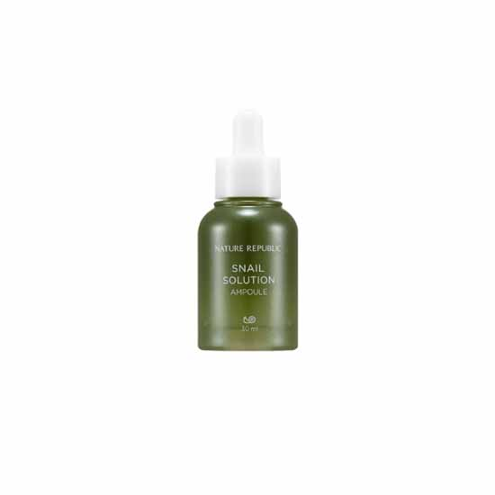 Nature Republic Snail Solution Ampoule
