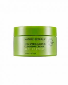 Nature Republic Sparkling Mud Cleansing Cream