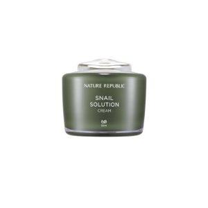 NatureRepublic Snail Solution Cream