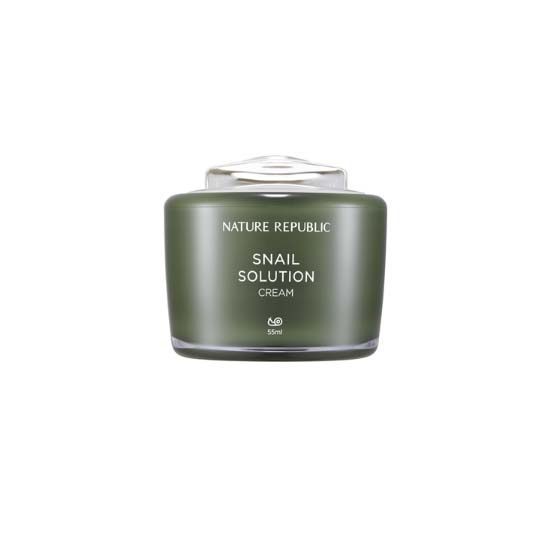 NatureRepublic Snail Solution Cream