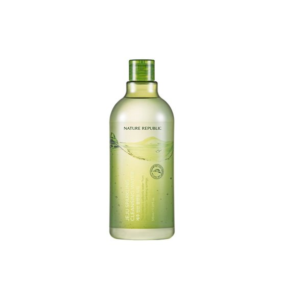NATURE REPUBLIC Jeju Sparkling Cleansing Water