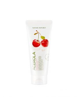 Nature Republic Fresh Herb Acerola Cleansing Foam