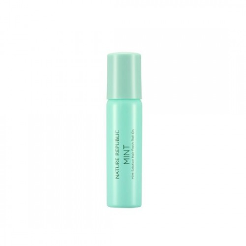 Nature Republic Mint Solution Hair Fresh Top Rollon