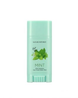 Nature Republic Mint Solution Hair Fresh Stick Wax
