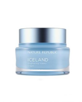 Nature Republic Iceland Brightening Watery Cream