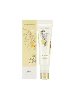 Nature Republic Hand & Nature Mango Dual Hand & Lip Balm