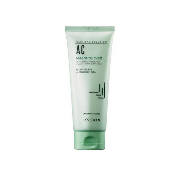 It's Skin Clinical Solution AC Cleansing Foam