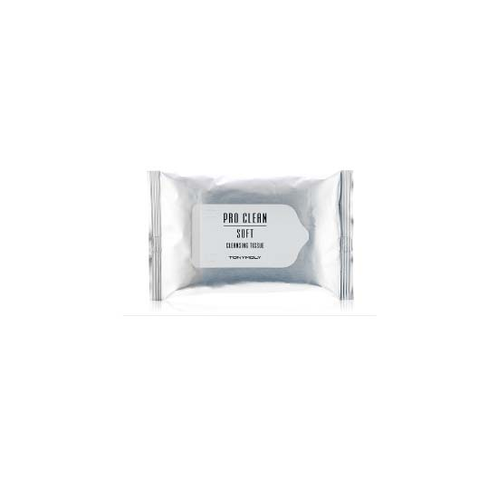 TONYMOLY Pro Clean Soft Cleansing Tissue