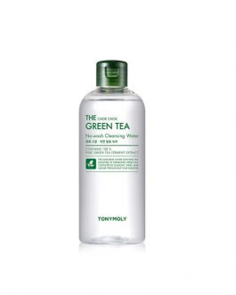 Tonymoly The Chok Chok Grean Tea No Wash Cleansing Water