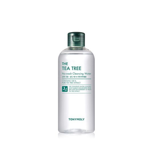 Tonymoly The Tea Tree No Wash Cleansing Water