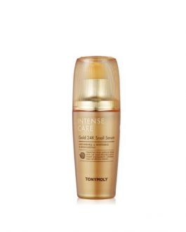 Tonymoly Intense Care Gold 24K Snail Serum