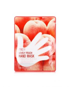 TonyMoly Lovely Peach Hand Mask